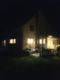 house-at-night