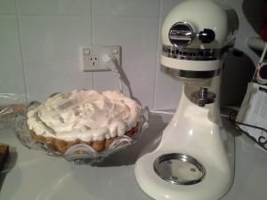 KA with pie